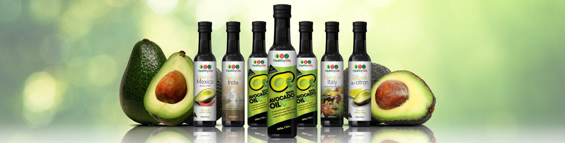 Avocado Extra Virgin Oils