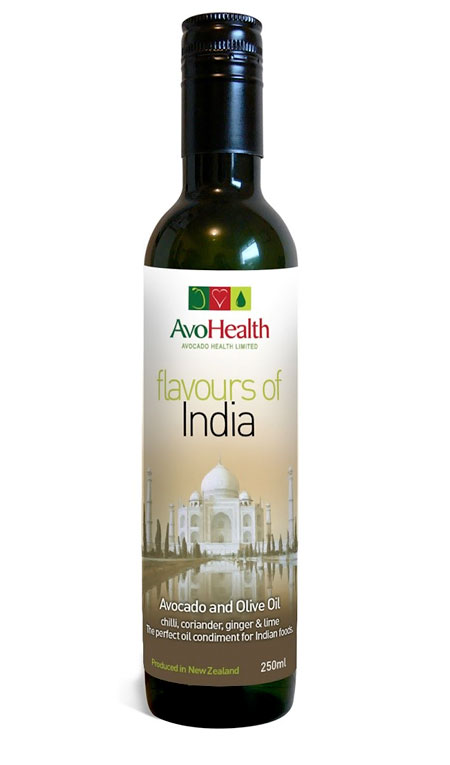 product flavours of india flavoured avocado oil