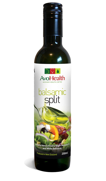 product balsamic split flavoured avocado oil